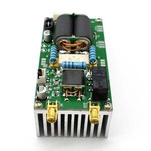 Image 2 - Mini pa amplificador de potência hf linear ssb montado, 100w, com dissipador de calor para yaesu ft 817 kx3 cw am fm c5 001
