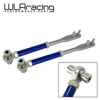 WLR RACING ADJUSTABLE FRONT PILLOW TENSION ROD/ARM For 89 98 NISSAN 240SX S13 S14/300ZX WLR9836BL
