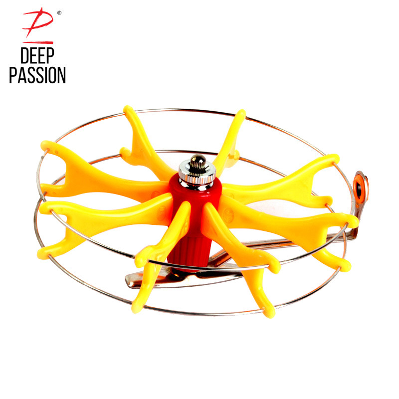 Ice Fishing Wheel Hand Fishing Wheel Reels Saltwater Reels Spool Ice Fish Line Wheel Fly Fishing Reels Bait Casting Spool