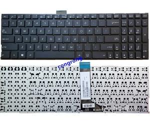 US laptop keyboard FOR ASUS X555 X555B X555D X555L X555LA X555LJ X555LB X555U X555Y black