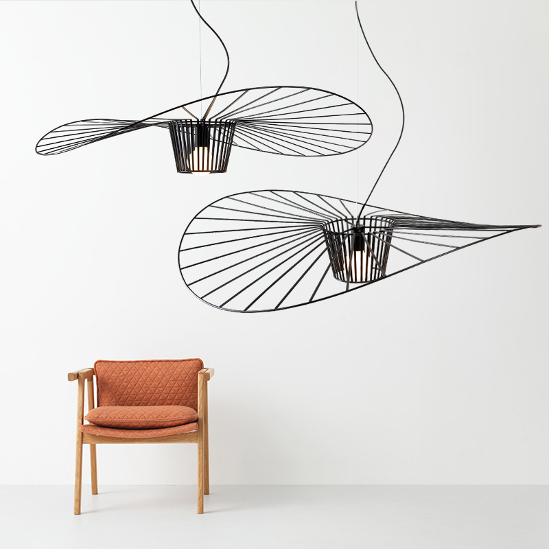Post-moderne LED neuheit kronleuchter nordic loft leuchten Eisen ...
