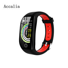 цены Accalia F21 smart band GPS fitness tracker heart rate blood pressure monitor fitness smart watch wristband