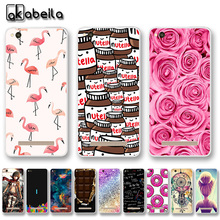 Soft TPU Mobile Phone Cases For Xiaomi Redmi 4A Covers Redmi4A Red Rice 4A 5.0 inch Housing Tiger Captain American Batman Shell