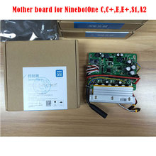 Orignal Ninebot Mother Board for Ninebot One C,C+,E,E+,A1,S2  Electric Scooter repair and replacement parts and acccesaries ninebot metal material kickstand parking stand kit unicycle one wheel self balance scooter accessory for ninebot one a1 s1 s2