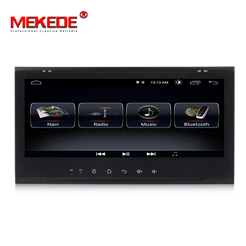 MEKEDE Android 8 1 8 8inch Car DVD VW Touareg Multivan T5 2002 2010 GPS 3G