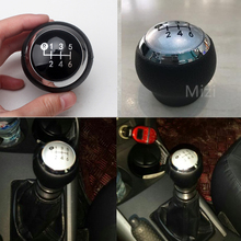 6 Speed Car Shifter Knob Gear Shift For Toyota Corolla 1.8MT 2007 2008-2013 RAV4 AVENSIS YARIS D4D URBAN
