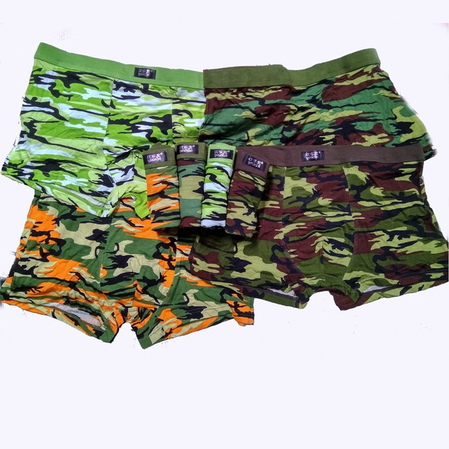 Printed Boxer Shorts male