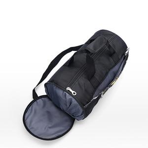 Image 3 - Sports Gym Bag Fitness For Women Men Bags Yoga Nylon Travel Training Ultralight Duffle Shoes Small Sac De Sport 2019 Tas XA6WA