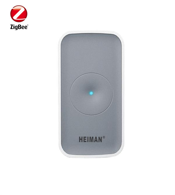 Heiman ZigBee Vibration Detector Sensor For Glass Door And Window Control With SmartZone App