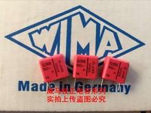 2019 hot sale 10pcs/20pcs Germany WIMA MKP10 160V 0.068UF 683 68nf P: 10mm Audio capacitor free shipping