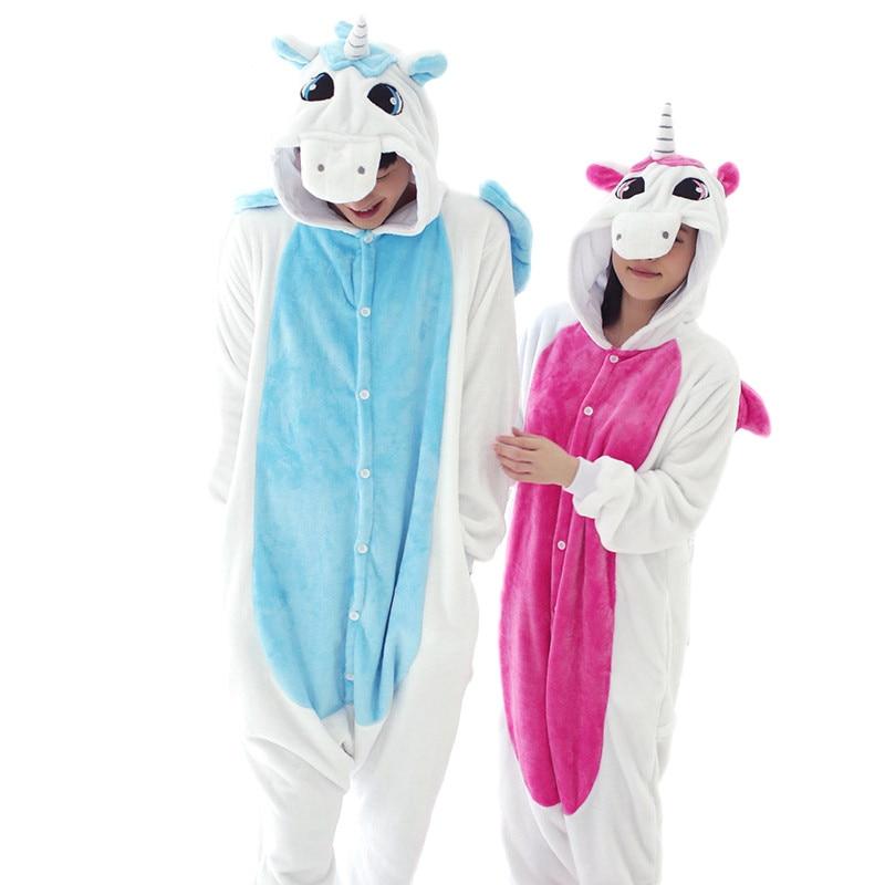 Anime Cosplay Unicorn Pijama Adult Unisex Homewear Cute Onesies For Adults Pajamas Halloween Women Pajama Unicornio Carnival