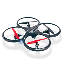 Hot Sell  H07NL 6-Axis Gyro Fly electric RC Quadcopter With LED 2.4G 4CH high-frequency remote control aircraft lighting UFO