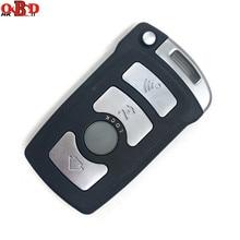 HKOBDII BM7 Full Remote Car Key 7945 chip for BMW 7 Series 730/740(E65/E66) CAS1/CAS2 Anti-theft System 315/433/868MHZ