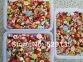 October Dessert!! 20pcs/lot Mix Cute Kawaii Food, Resin Flatback Cabochons for Phone Deco, Scrapbooking, DIY, Free Shipping