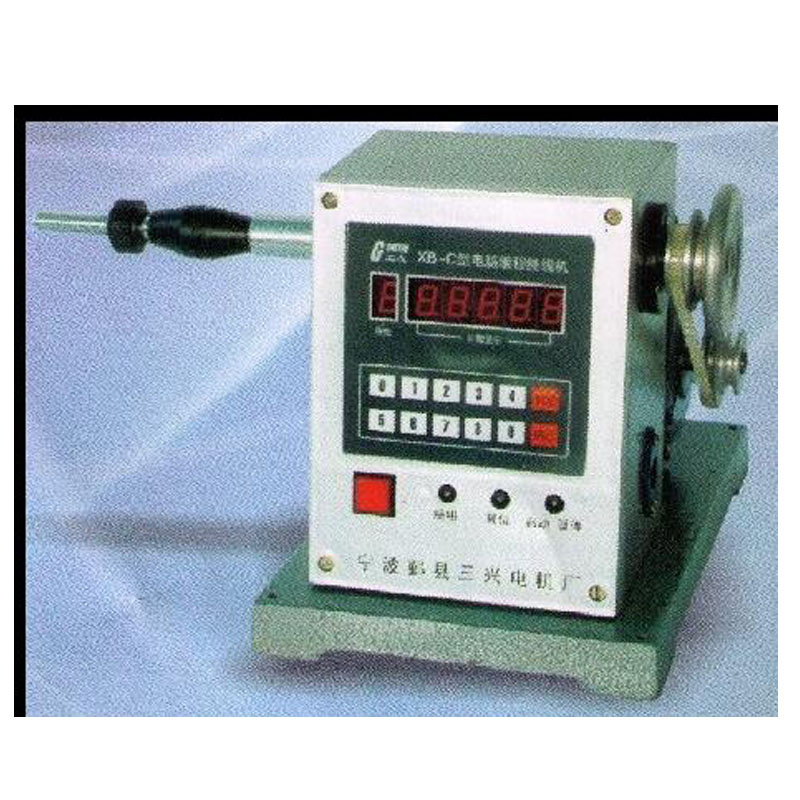 Manual electric winder Coil Winding Machine Digital Display Coil Wire Winder XB-C цена