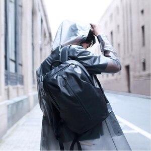 Image 3 - 샤오미 90 재미 전천후 기능 도시 배낭 여성 Mochila 방수 14 인치 컴퓨터 배낭 청소년 Schoolbag 가방