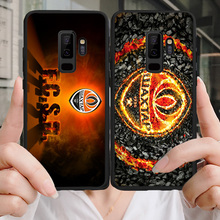 Yinuoda Phone Case For FC Shakhtar Donetsk Samsung Galaxy S10 S9 8 Plus S6 S7 Edge Silicon Cover Soft TPU For S9 S10 Lite Case