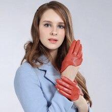 Schapenvacht Vrouwelijke Leer Handschoenen