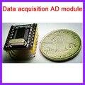 2 шт./лот ADS1256 8 Дорога 24 Бит Сбора Данных Модуль AD Многоканальная Система Сбора