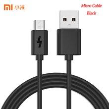 Cable USB Xiao mi cro Original, Cable usb de datos de carga rápida de 120 cm para mi 3 s 4 Max Red mi 3 s Note 3 4 4X 4A 5 5A Plus 6 pro