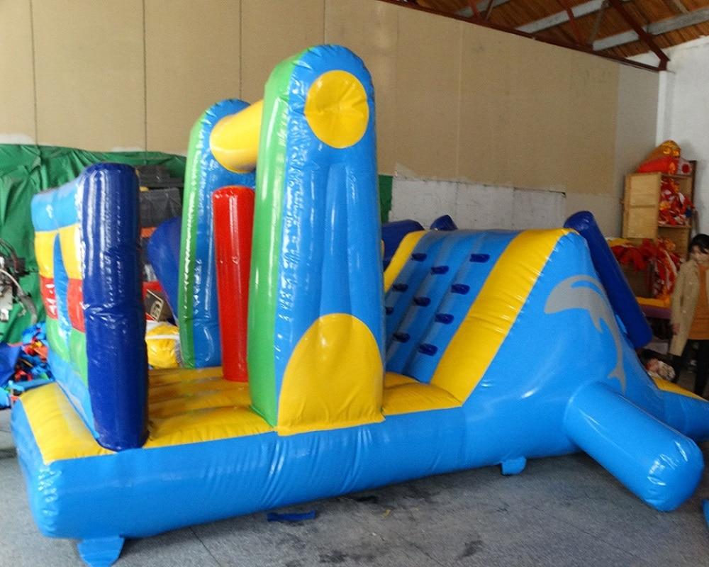Kids παιδική χαρά εξοπλισμός φουσκωτά - Ψυχαγωγία - Φωτογραφία 3