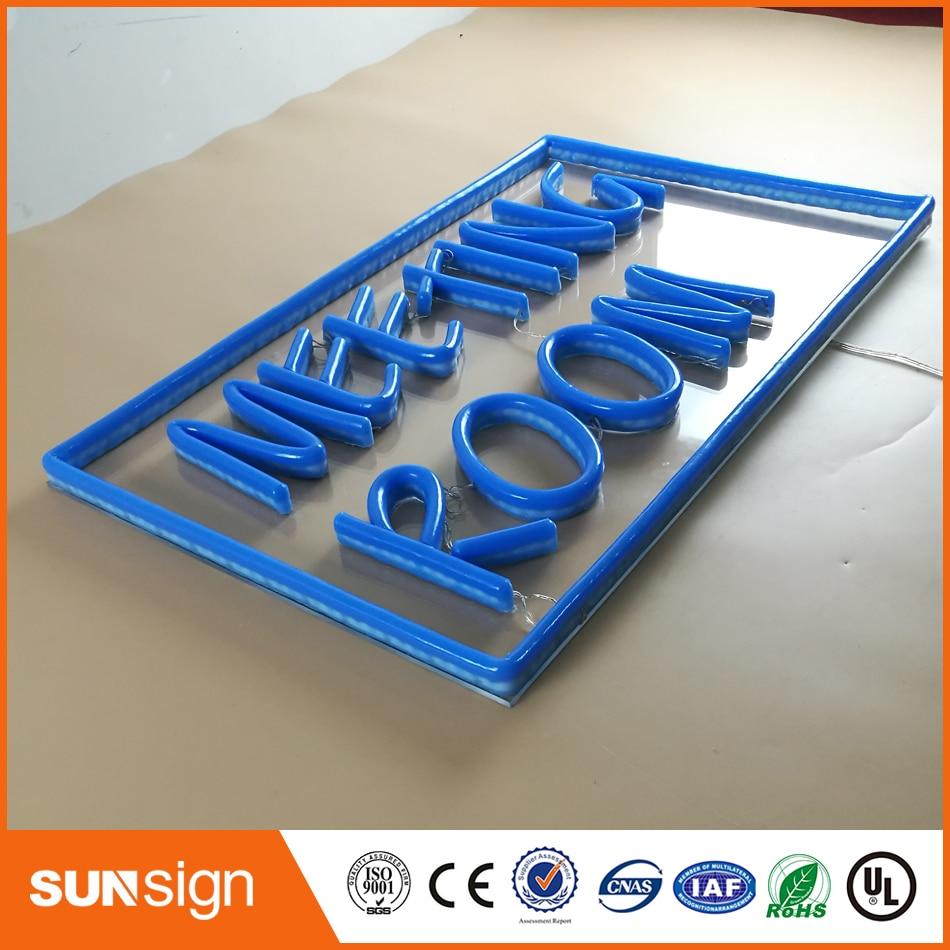 Frontlit 3d Led Channel Letter Led Letter Sign Letter Sign Custom Neon Signs