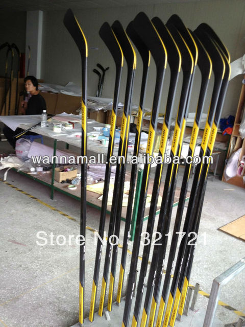 RS carbon ice hockey sticks,customize hockey sticks