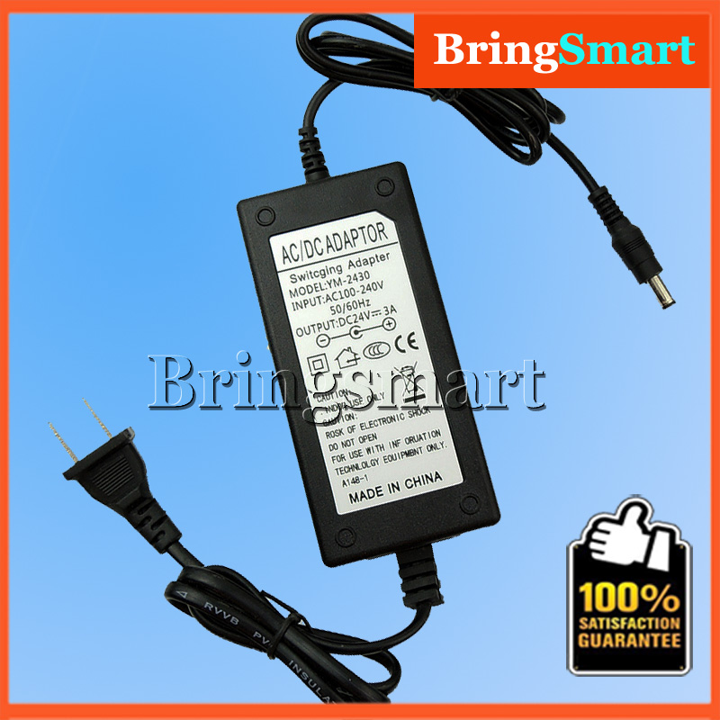 AC/<font><b>DC</b></font> 24V3A Geared Motor Power Supply 100-240V AC to <font><b>24V</b></font> <font><b>DC</b></font> Power Switching <font><b>Adapter</b></font> <font><b>24V</b></font> JGY-370 JGB37-520 JGY25-370 Gear Motor image