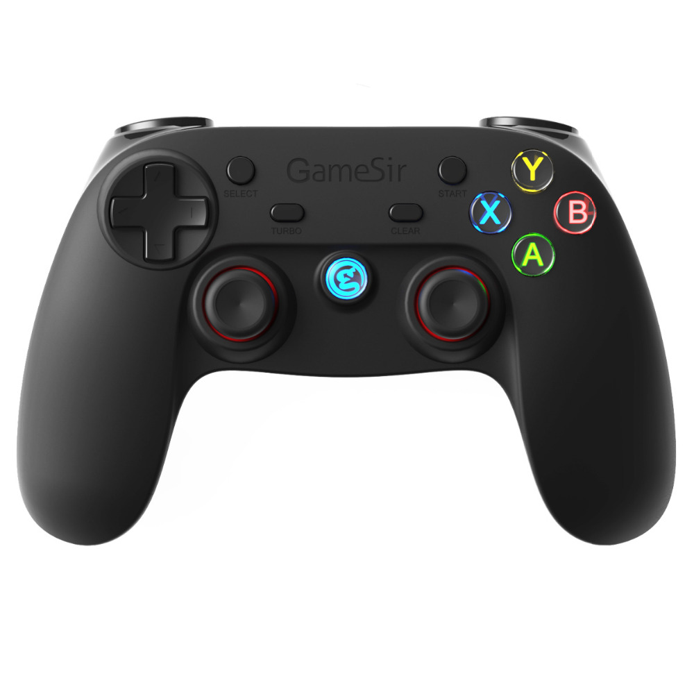 GameSir G3s Bluetooth Wireless Gaming Controller Gamepad för PC Android Phone Windows PS3 Samsung Gear VR (Ingen Telefonhållare)