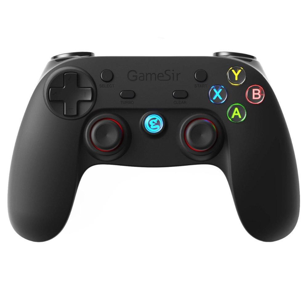 GameSir G3s Bluetooth Sem Fio Gamepad Controlador de Jogos para PC Android Windows Phone PS3 Engrenagem Samsung VR (Sem suporte Do Telefone)