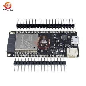 Image 2 - WeMos Mini D1 LOLIN32 ESP32 ESP 32 ESP 32S ESP32S Wifi Bluetooth 무선 모듈 기반 ESP WROOM 32 듀얼 코어 CPU 4MB 플래시