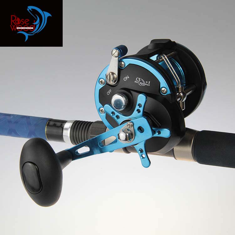 Buy 2016 new best fishing reel for boat for Best outboard motor for saltwater