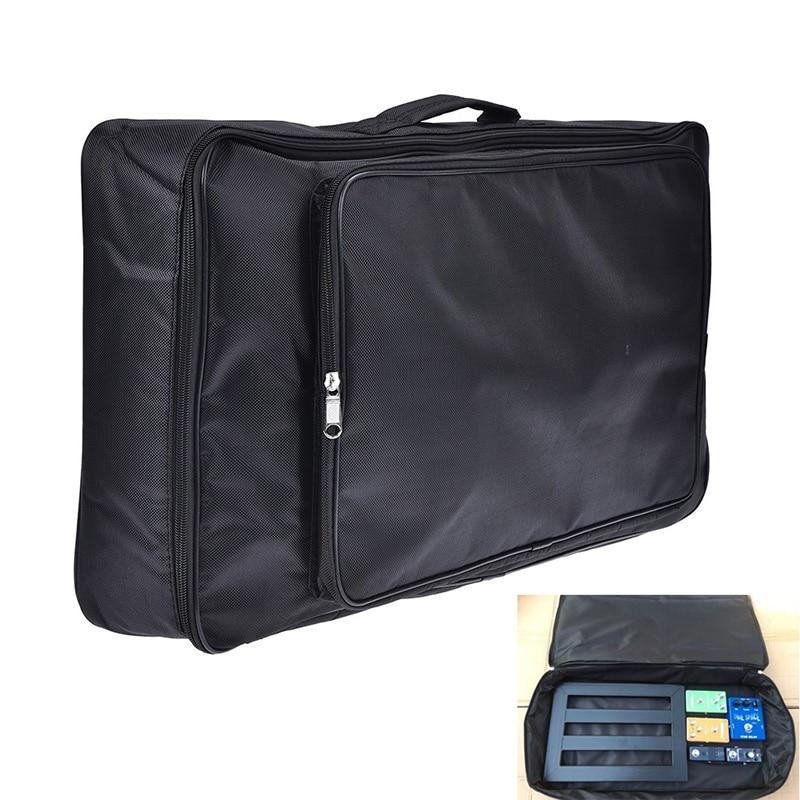 DIY Portable Effects Pedal Board Gig Bag Soft Case ...