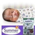Подгузники Swaddleme органического хлопка parisarc новорожденных тонкий детские пленка конверт пеленальные пеленать меня сна мешок Sleepsack