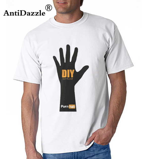Antidazzle design t shirt pornhub diy do it yourself mens crew neck antidazzle design t shirt pornhub diy do it yourself mens crew neck short sleeve fashion solutioingenieria Image collections