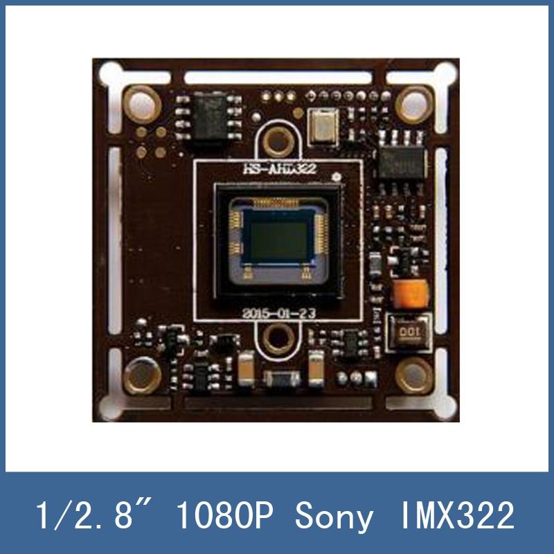 где купить Newest 1080P 2000TVL AHD Camera Module Circuit Board 1/2.8