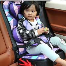 Car Safety Seat Portable Baby Increased Seat Five-point Safety Harness Infant Toddler Car Seat for Children Baby Booster Seat import seat qfp100 burner seat zy510b adapter zlg x5 x8 5000u programming seat