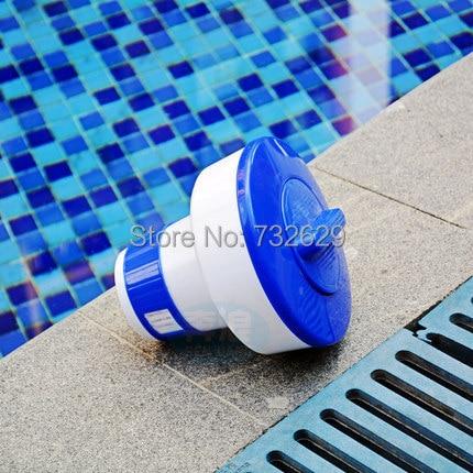 2pcs/lot 20g swimming pool chemical chlorine dispenser for inflatable pool cleaner dispensador de cloro