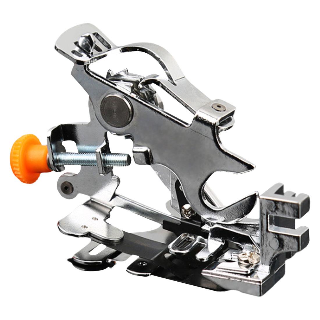 Household Sewing Machine Ruffler Presser Foot Low Shank Pleated Attachment Presser Foot Sewing Machine Accessories