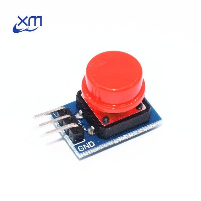 5 stks Grote sleutel module Grote knop module Licht touch schakelaar module met hoed Hoge niveau uitgang I35