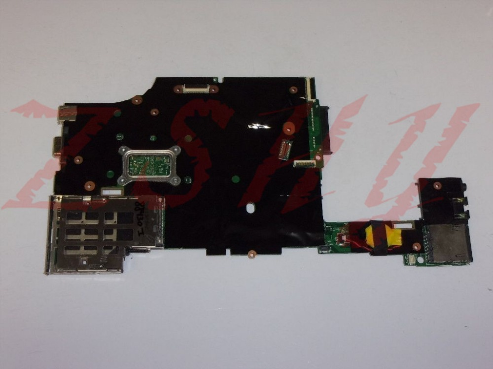 04Y1830 04Y1810 for lenovo thinkpad X220 laptop motherboard <font><b>i7</b></font>-<font><b>2620M</b></font> QM67 DDR3 image