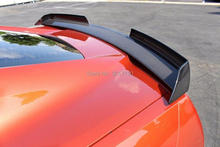 Carbon Rear Spoiler Designed For 14 - Up Corvette C7 Z06 Stingray LIMITED Of The APR P Syle