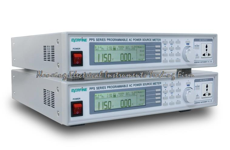 Fast arrival EVERFINE PPS series PPS1010 programmable AC source table