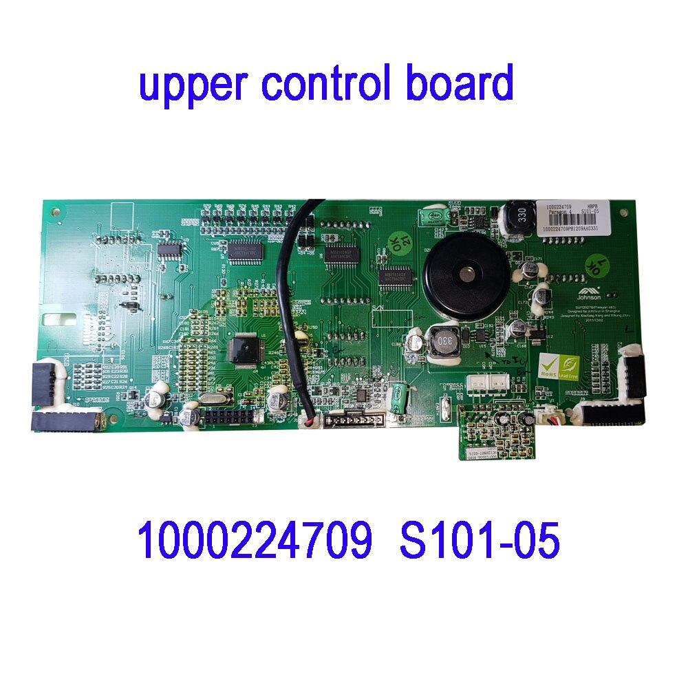 Lower ควบคุม MLH0910PE ด้านบนควบคุม S101 05 บอร์ดคอนโซล lower controller สำหรับ Horizon Fitness Paragon 4-ใน อะแดปเตอร์ AC/DC จาก อุปกรณ์อิเล็กทรอนิกส์ บน AliExpress - 11.11_สิบเอ็ด สิบเอ็ดวันคนโสด 1