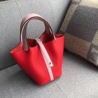 Высокое качество Классические 100% из натуральной кожи брендовые известные женские сумки модные сумочки женские дизайнерские Роскошные Под