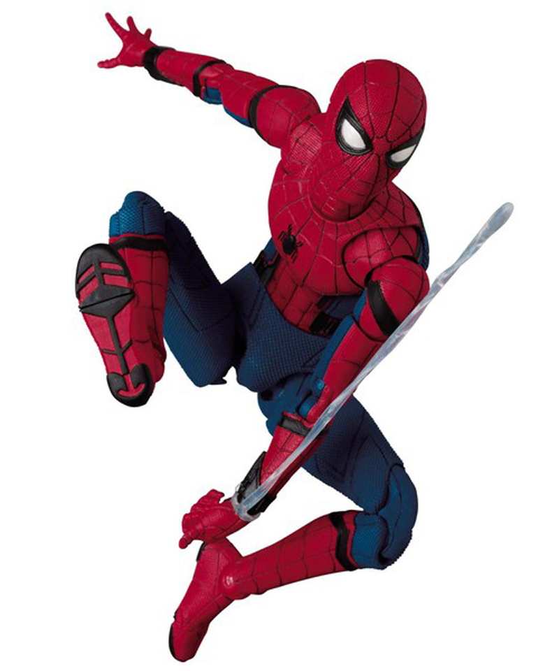 The Amazing Spiderman Variant Figure Film Version Spider Man Peter Parker PVC Action Figures Toy Doll Kids Gift (2)