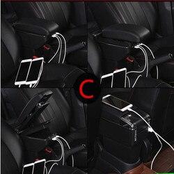 Dla Chevrolet Trax podłokietnik ze schowkiem|Podłokietniki|   -