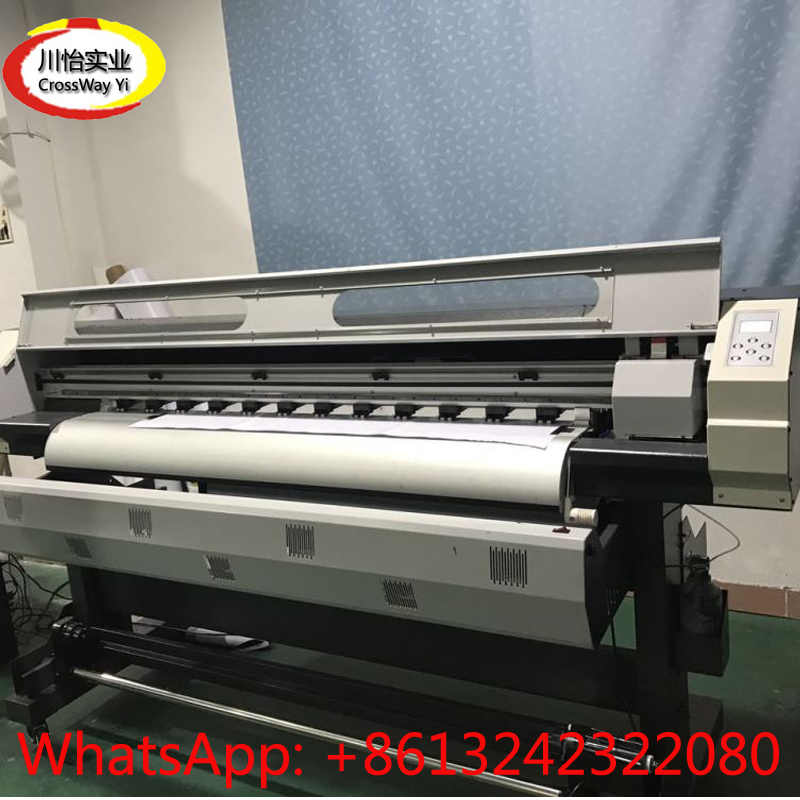 Eco Solvent Outdoor Plotter dengan Epson DX5 DX7 XP600 Kepala