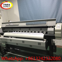Eco solvent Outdoor Plotter with Epson DX5 DX7 XP600 Head
