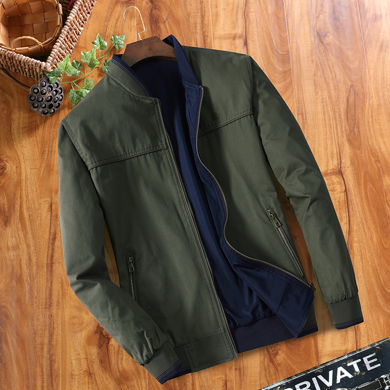 Cheap Wholesale 2019 New Autumn Winter Hot Selling Men's Fashion Netred Casual  Work Wear Nice Jacket MC29